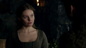 Laoghaire, the bad girl of Leoch