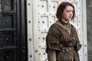 Arya arrives in Braavos
