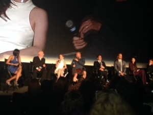 Q&A with Cast