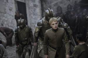 King Tommen tries to see the High Sparrow