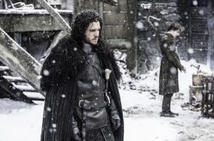 Lord Commander Jon Snow