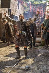 Murtagh and his amazing Highland Sword Dance!