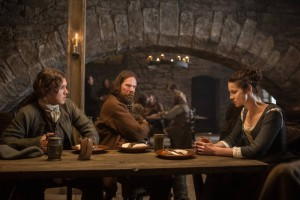 Willie, Murtagh and Claire try to come up with a plan