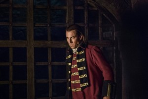 Capt. Black Jack Randall is back