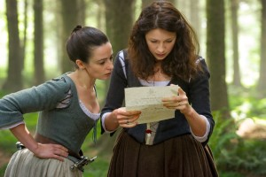 Claire and Jenny intercept a letter