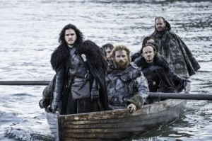 Jon, Tormund and the rest arrive at Hardhome