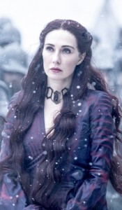 Melisandre, the most hated woman in Westeros