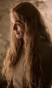 Cersei before her walk of shame