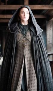 Sansa makes a run for it
