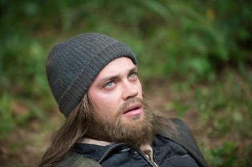 "Tom Payne as Paul ""Jesus"" Monroe - The Walking Dead _ Season 6, Episode 10 - Photo Credit: Gene Page/AMC"