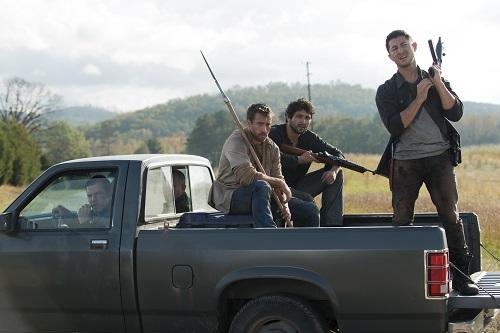 - The Walking Dead _ Season 6, Episode 15 - Photo Credit: Gene Page/AMC