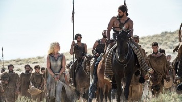 Dany and the Dothraki