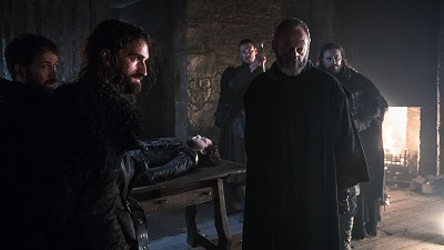 Davos and the Night's Watch