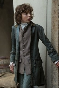 Romann Berrux as Fergus