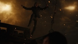 Theon jumps ship