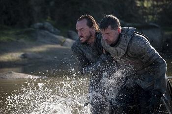 Bronn and Jaime