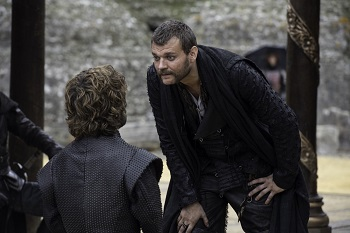 Euron and Tyrion