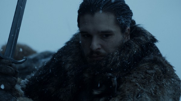 Jon Snow again