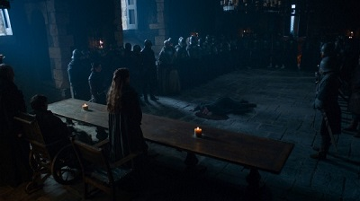Littlefinger Dies