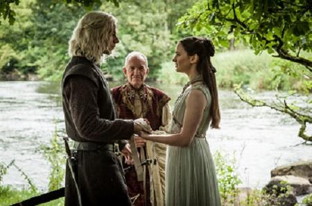 Rhaegar and Lyanna Marry