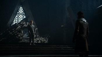 Theon and Jon