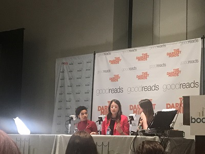 The Darkest Minds Panel