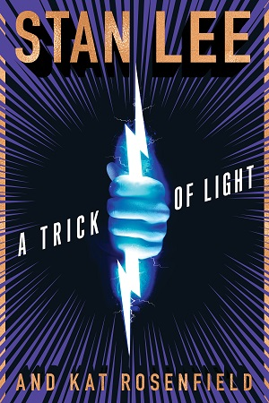 TRICK OF LIGHT cover